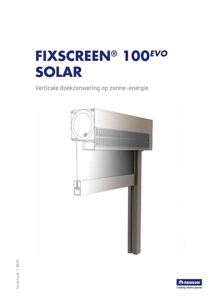 Solar Screens | Screens op Zonne-energie | RS-Screens